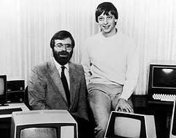 Пол Аллен и Билл Гейтс