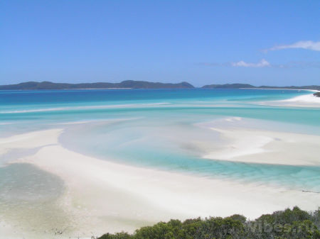 white heaven beach australia